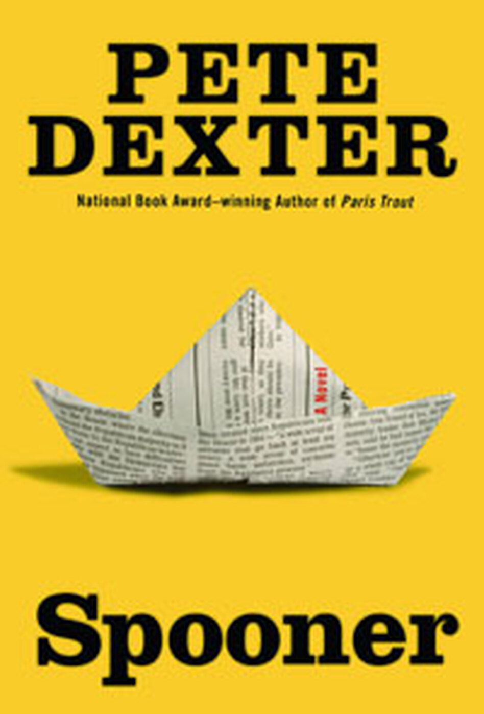 an analysis of the story about a man paris trout by pete dexter By peter dexter paris trout, by pete dexter, is a story about a man, paris trout, who shoots and kills a fourteen year old black girl the problem is that trout thinks he is totally.