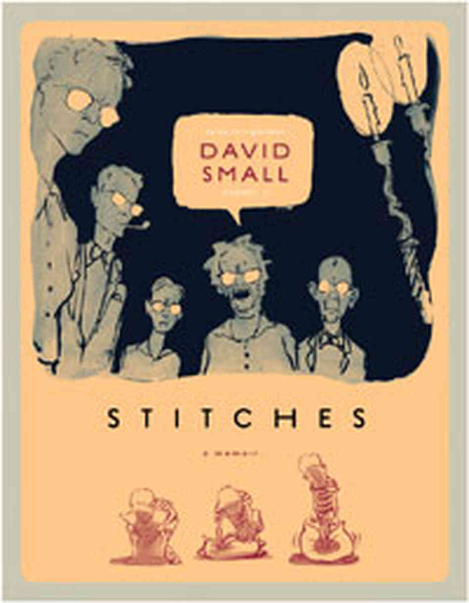 'Stitches' book cover