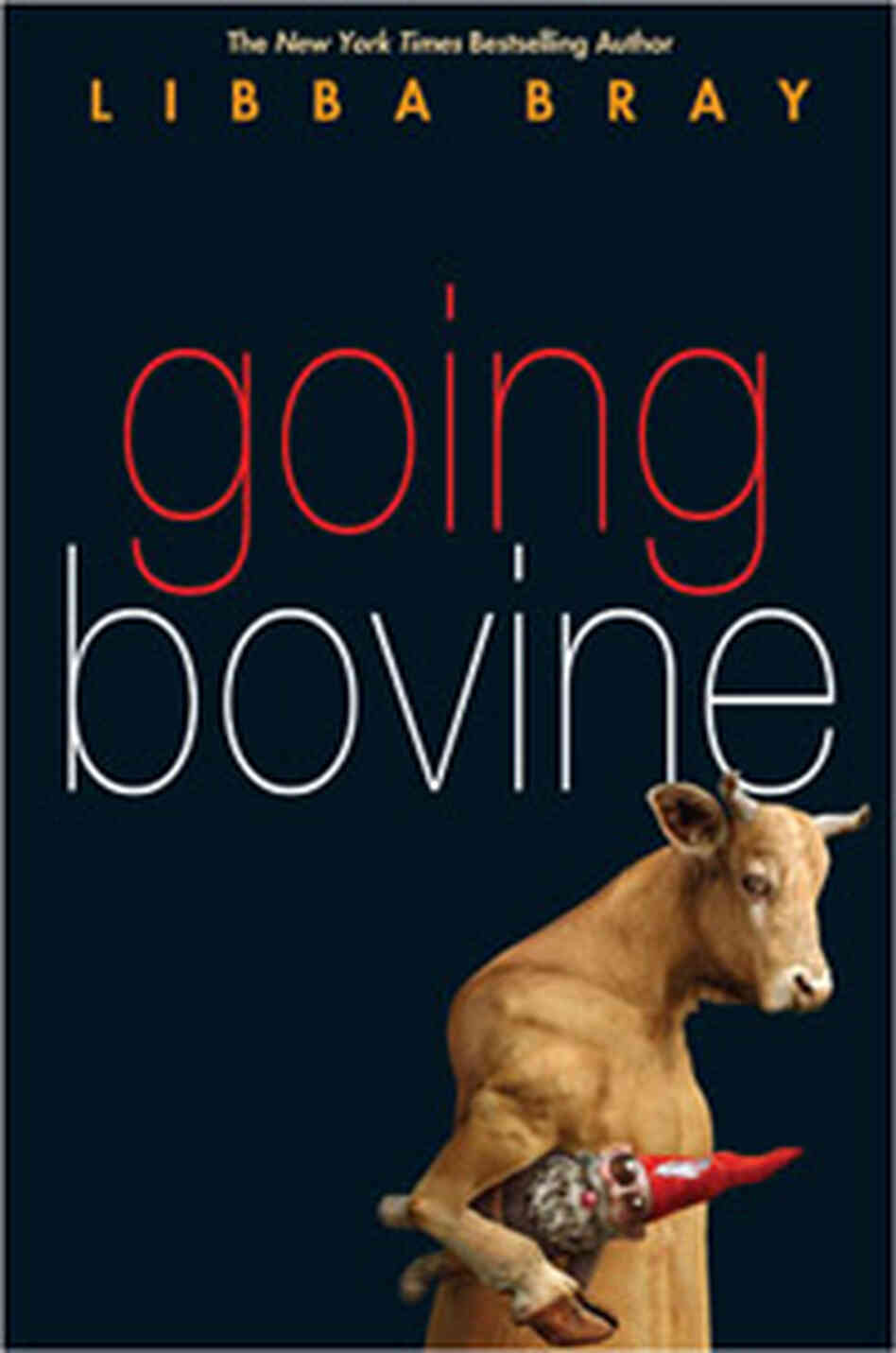 Custom: 'Going Bovine' by Libba Bray