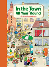 Custom: 'In The Town All Year Round' by Rotraut Susanne Berner