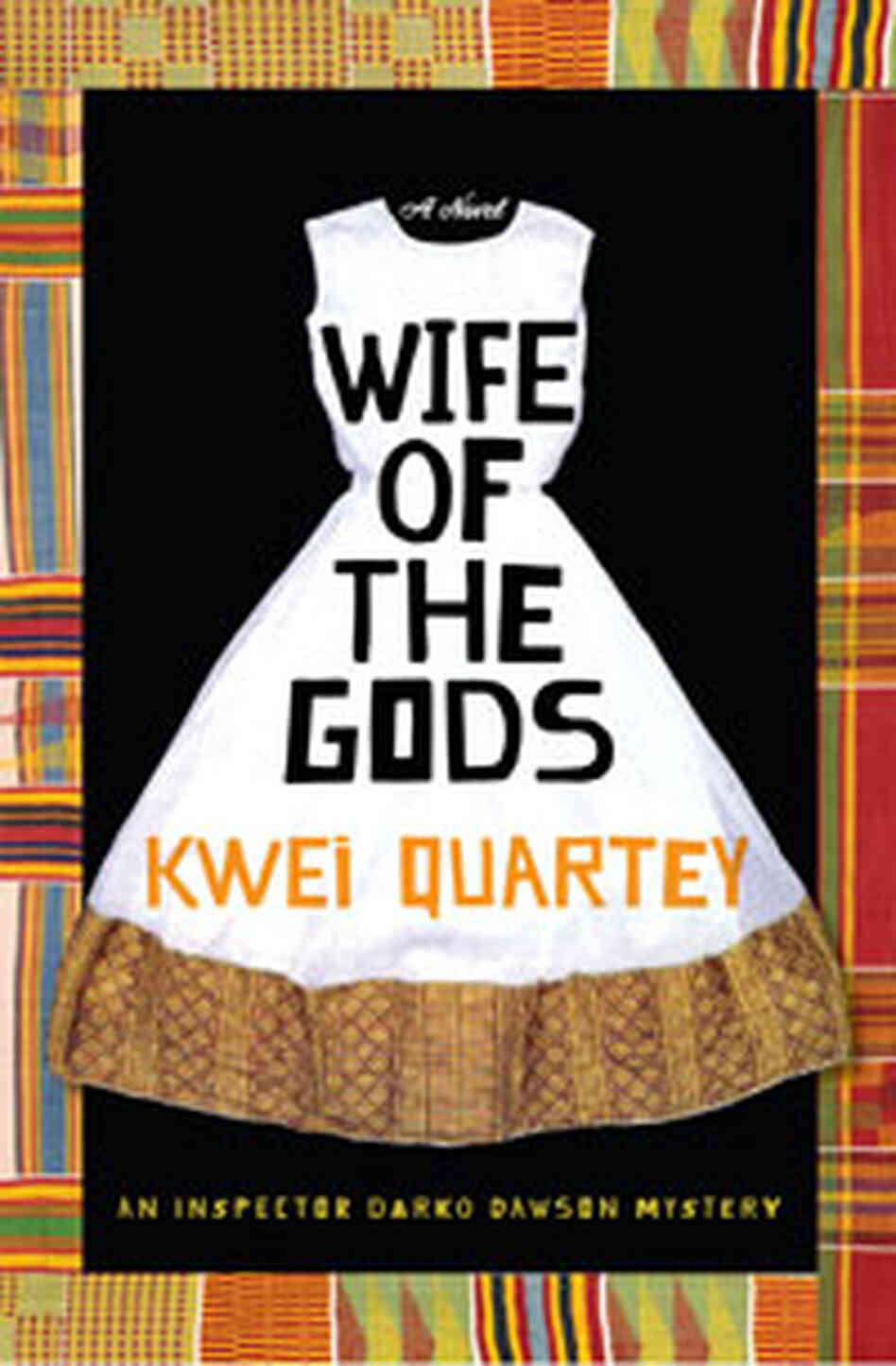 'Wife Of The Gods' Cover