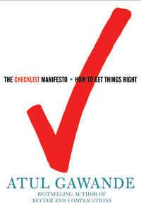 'The Checklist Manifesto' Cover