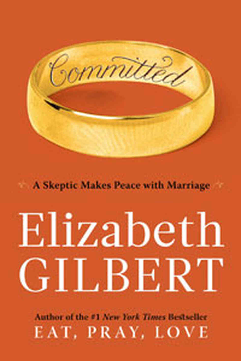 'Committed' Cover