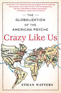 Book Cover: 'Crazy Like Us'