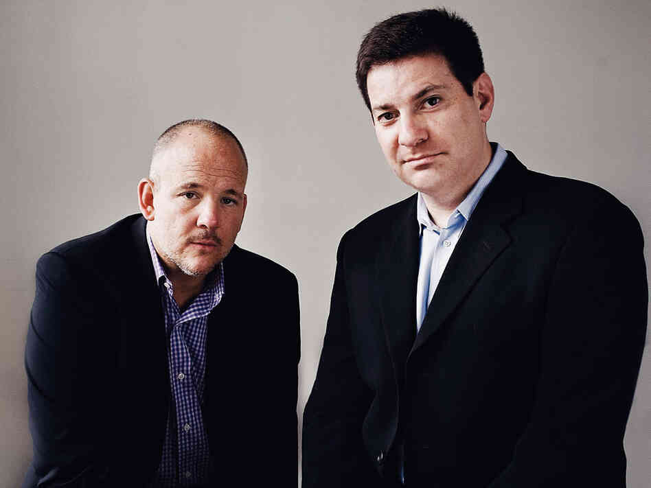 John Heilemann and Mark Halperin