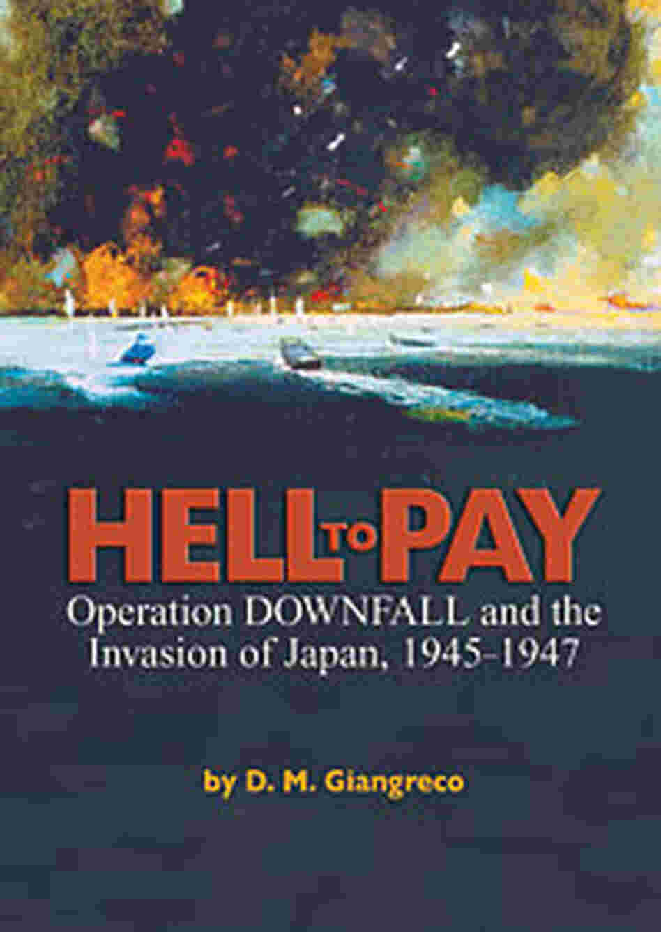 'Hell To Pay' Book Cover