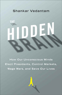 How 'The Hidden Brain' Does The Thinking For Us : NPR