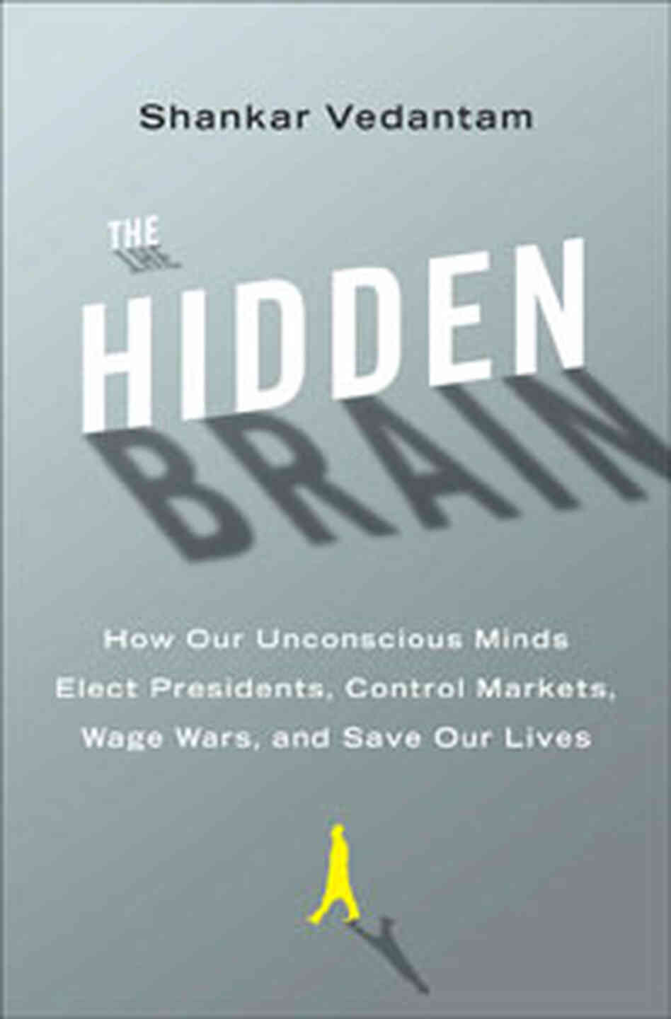'The Hidden Brain' book cover