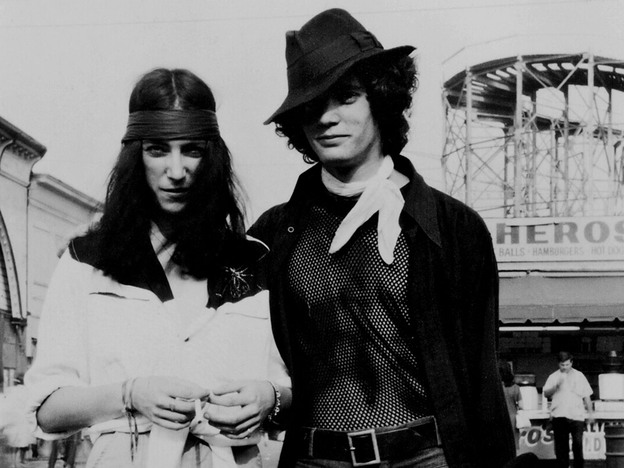 [Interactive:Images From 'Just Kids' By Patti Smith]
