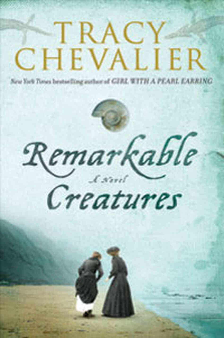 'Remarkable Creatures' Cover