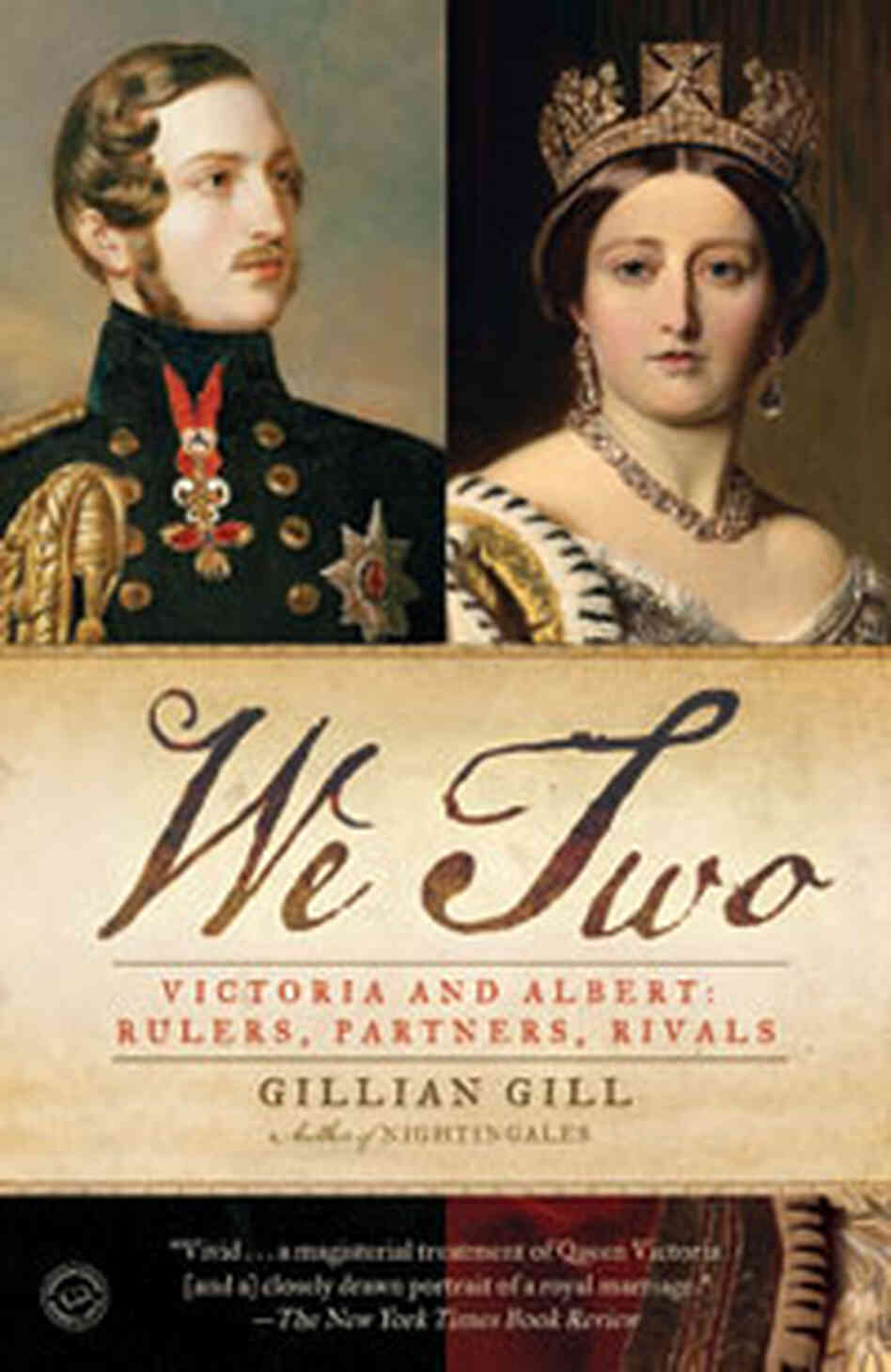 'We Two' book cover