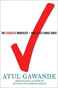 'Checklist' Book Cover