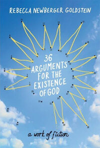 '36 Arguments For The Existence Of God' Book Cover