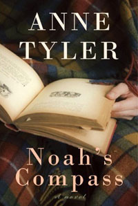 'Noah's Compass' book cover