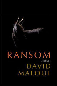 'Ransom' Book Cover
