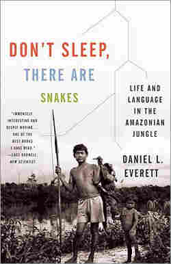 'Don't Sleep, There Are Snakes' Book Cover