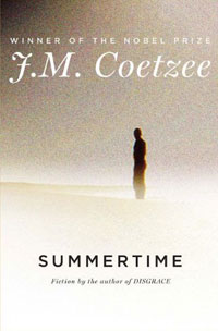'Summertime' book cover