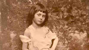 Alice Liddell, photographed by Lewis Carroll