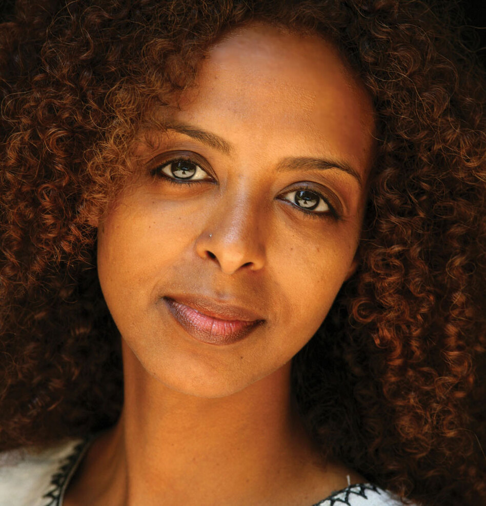 <em>Beneath The Lion's Gaze</em> is Maaza Mengiste's first novel. She was born in Addis Ababa, Ethiopia, and now lives in New York.