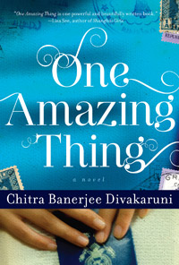 'One Amazing Thing' cover