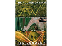 'The Routes of Man' Cover