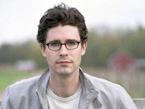 Author Joshua Ferris