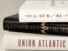 'Union Atlantic,' 'Conspirata' and 'The Lost Books Of The Odyssey'