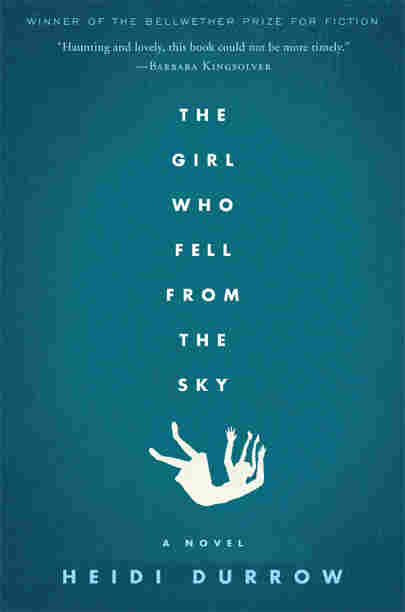 'Girl Who Fell from the Sky' book cover