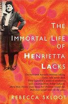 'Immortal Life Of Henrietta Lacks' book cover