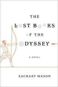 'Lost Books of the Odyssey' book cover