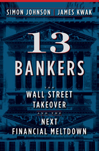 '13 Bankers' cover