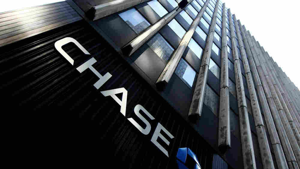 Branch of Chase bank in New York City
