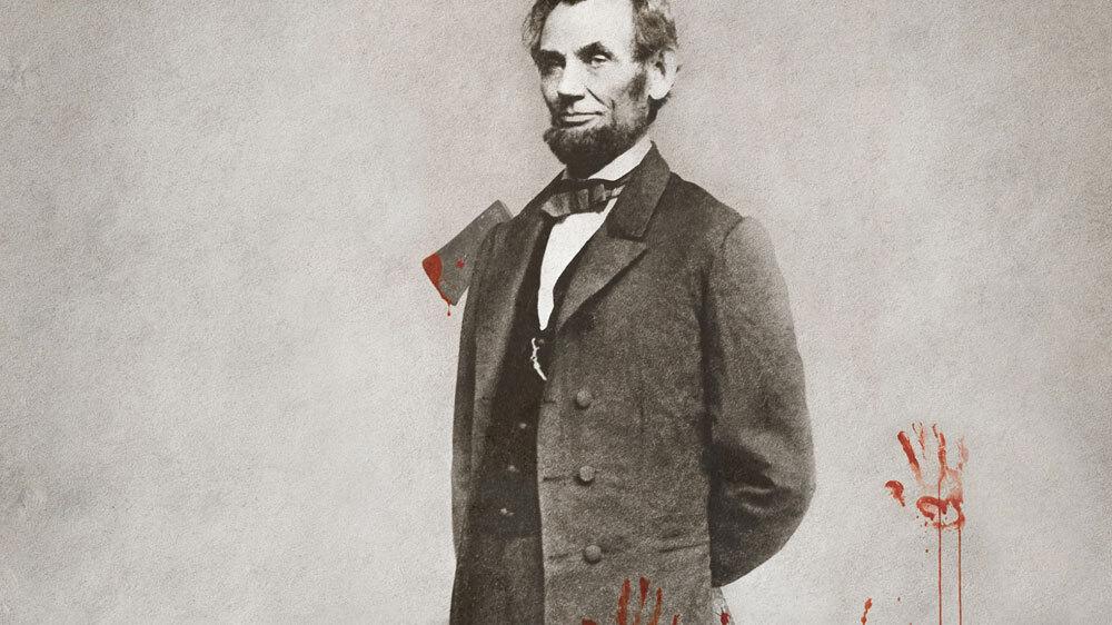 Abraham Lincoln Reborn As A Vampire Slayer Npr