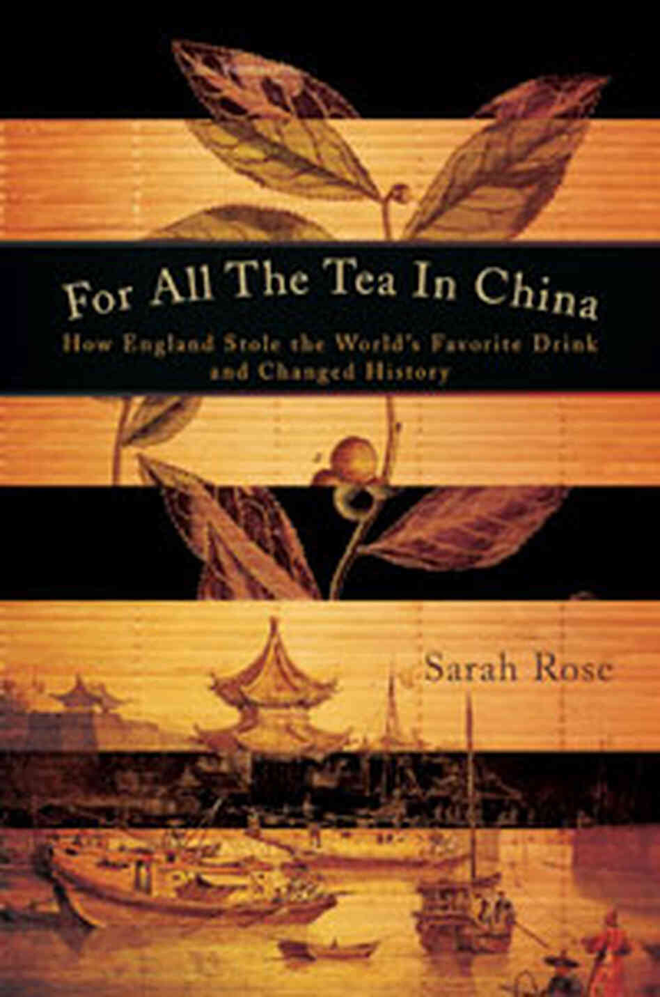 'For All the Tea in China' Cover
