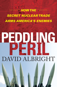Book Cover: Peddling Peril by David Albright