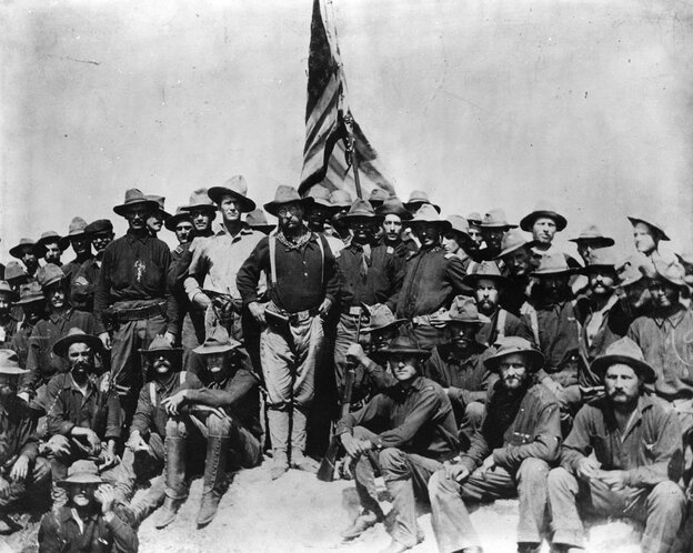 Theodore Roosevelt's Rough Riders