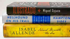 Island Beneath The Sea; Hellhound On His Trail; Ilustrado