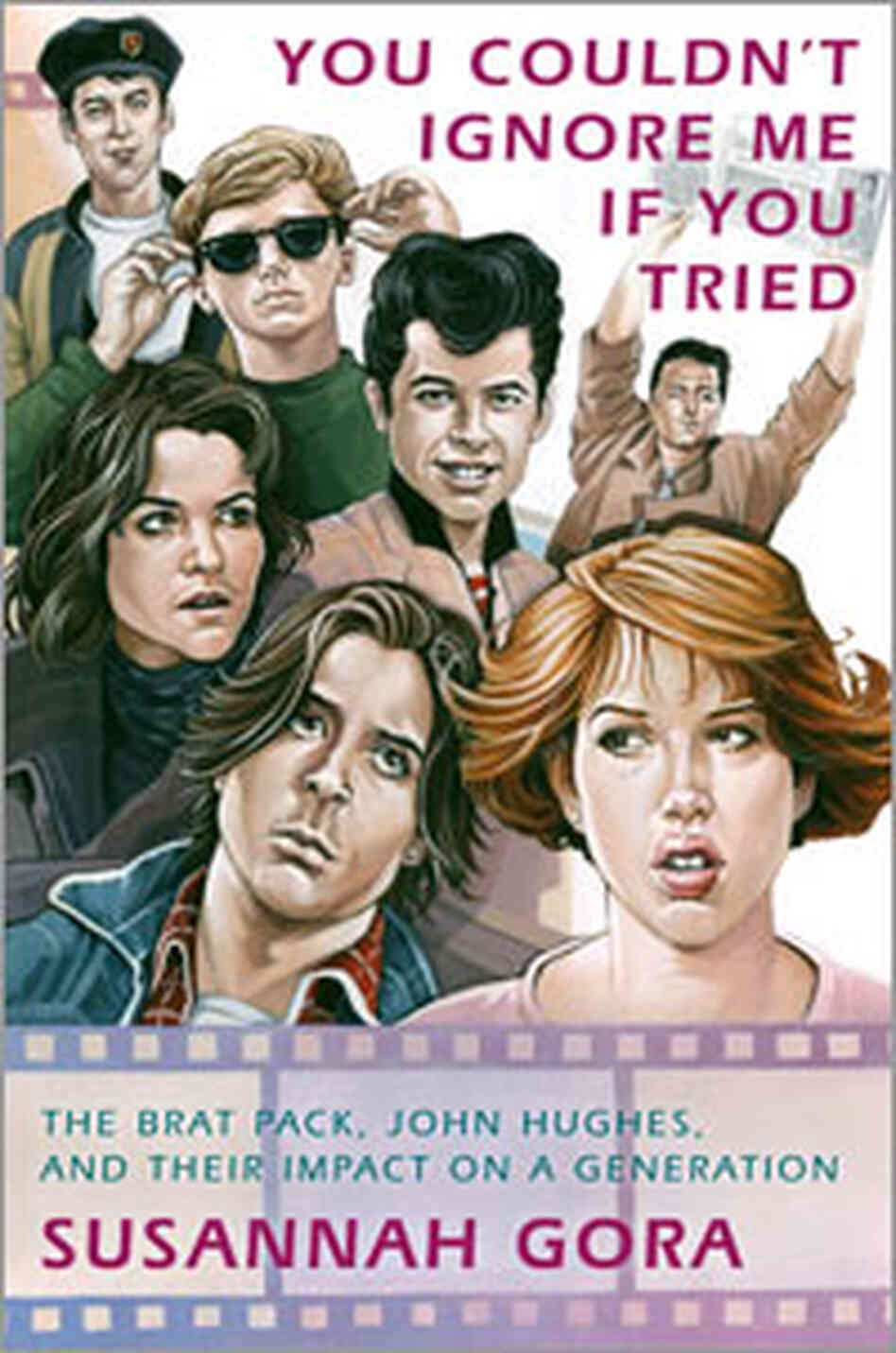 'You Couldn't Ignore Me If You Tried' Book Cover