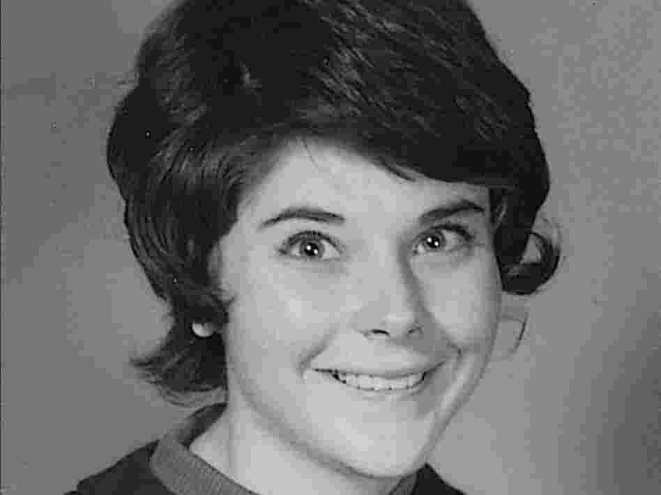 Laura Bush in 1970