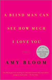' A BlindMan Can See How Much I Love You'