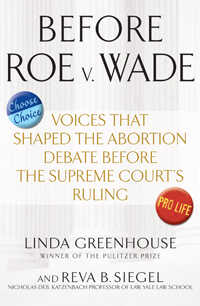 Cover Detail: Before Roe v. Wade