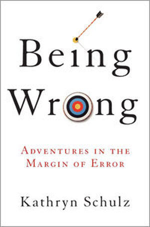 Cover of 'Being Wrong'