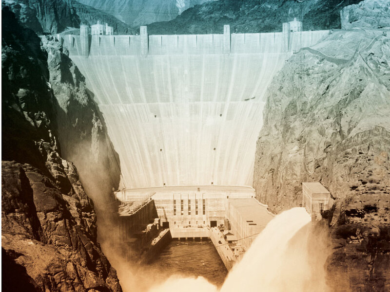 A Concrete 'Colossus': The Hoover Dam At 75 : NPR