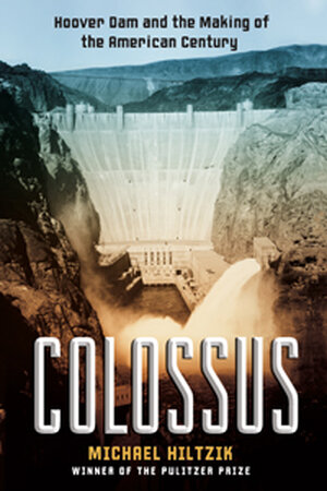 Cover Detail: Colossus by Michael Hiltzik