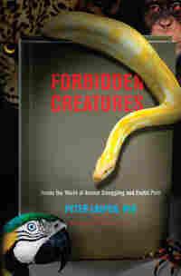 Forbidden Creatures: Cover Detail