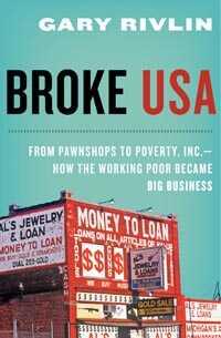 Broke USA: Cover Detail