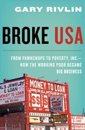 Broke USA: Cover Detail