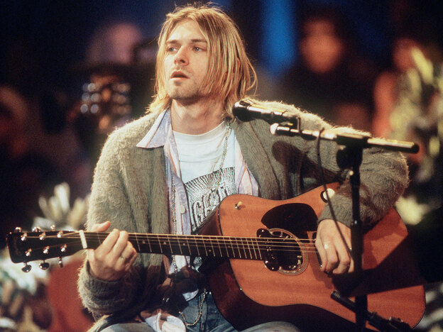 "Most people already know Kurt Cobain the rock star. But author Karan Mahajan says Kurt Cobain the writer is ""funny, self-aware, and snotty with a knack for off-the-cuff profundity."""