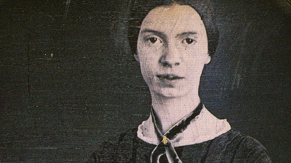 Biography Speculates Emily Dickinson Had Epilepsy : NPR