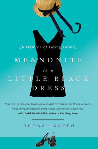 Mennonite Memoir: Fun In A 'Little Black Dress' : NPR